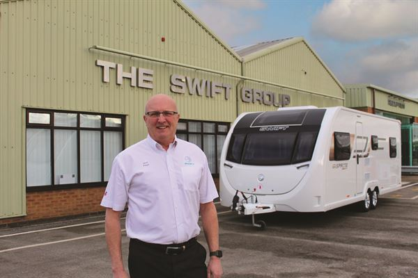 Nick Page, Commercial Director, Swift