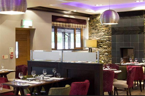 Restaurant at Islawrffordd Caravan Park