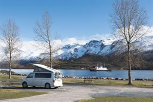 A campervan trip to Norway