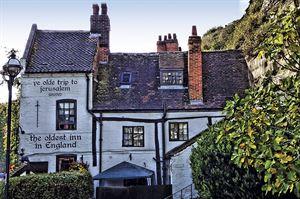 Nottingham's oldest pub (Image: Pixabay)