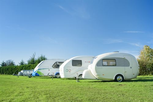 Join the compact caravan club with these tiny tourers ...