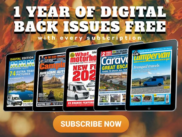 Subscribe today and receive a year of FREE back issues!