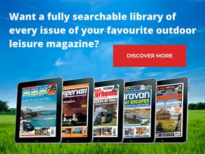 MMM, Campervan, Caravan, What Motorhome and Camping magazines launch brand-new digital archive