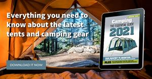 Download the Essential Camping Guide 2021 for just £4.99