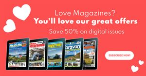 Love magazines? Don't miss our 50% off digital subscription sale