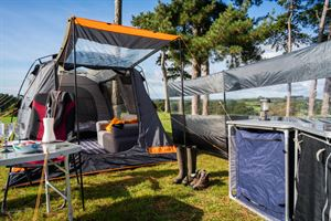 Olpro has launched an international partnership with France-based Cabanon, allowing Olpro to supply Cabanon tents in the UK