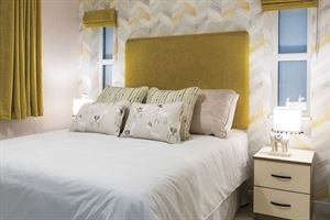 Omar Accent Master Bedroom