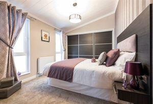 The Omar Ikon master bedroom
