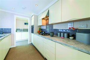 Omar Sandringham kitchen view