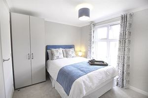 Omar Vision bedroom (photo courtesy of Omar)