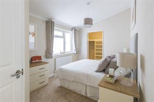 Omar Westfield master bedroom
