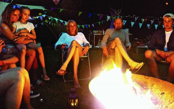 Firepits and BBQs