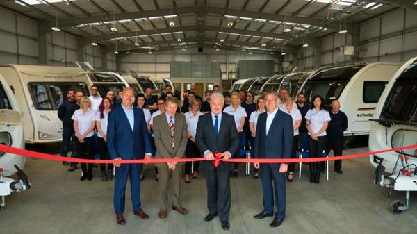 Lowdhams' opening their new service centre