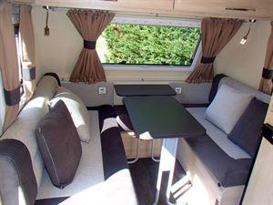 Caravelair Antares 455  lounge