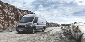 The Peugeot Boxer has been updated