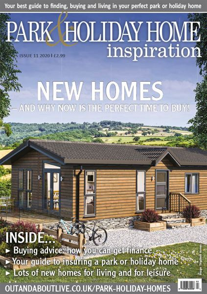 PARK & HOLIDAY HOME INSPIRATION ISSUE 11
