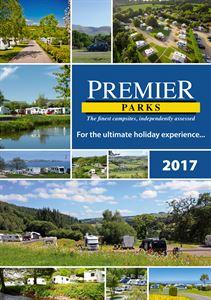 The 2017 Premier Parks brochure