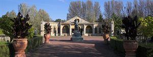 Beale Park's pavillion