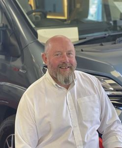 Peter Dabell of Globecar