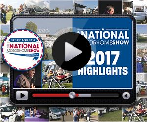 National Motorhome Show Video