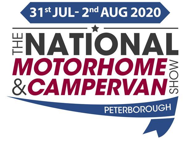 The National Motorhome & Campervan Show, 31 July to 2 August