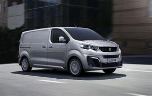 Peugeot has launched a revised Expert van range