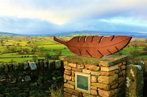 Sculpture in Teesdale