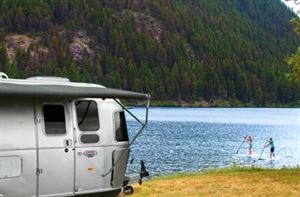 Airstream and the great outdoors
