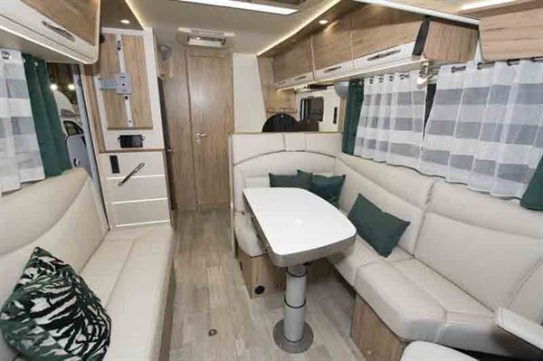 Much of the appeal of the Pilote lies in its spacious lounge - © Warners Group Publications, 2019