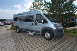 Globecar's new 2018 H-Line Summit 640 campervan