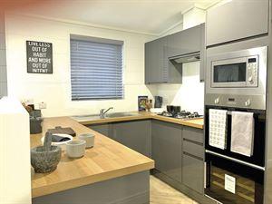 Dovecote kitchen