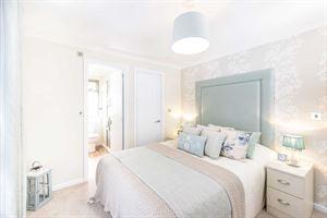 Prestige Homeseeker Sofia bedroom
