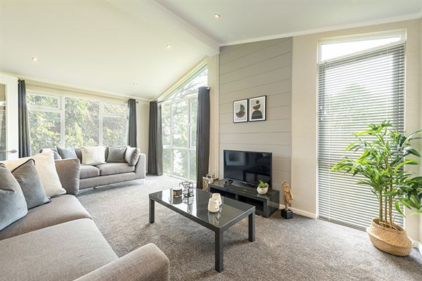 Prestige Homeseeker Residence lounge