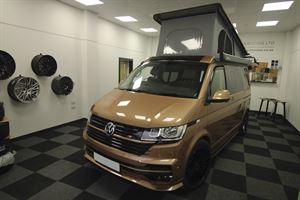 The best-selling Prestige Tourer campervan