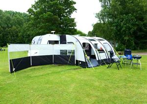 Prima Deluxe Infinity 390 awning