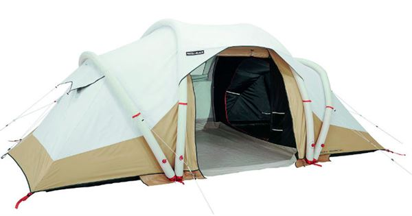 The Quechua Air Seconds tent