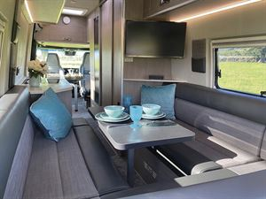 The interior of the Exterior, from RP Motorhomes