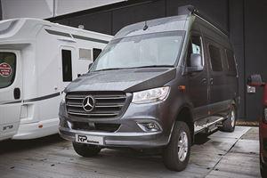Van Conversion over £65,000: Mercedes-Benz Rebel Slide Twin 4x4 from RP Motorhomes