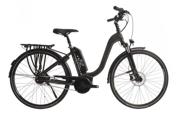 Raleigh's Motus bike
