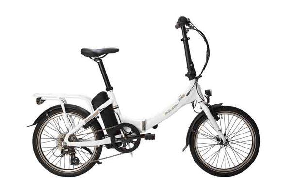 The Raleigh Stow-E-Way bike