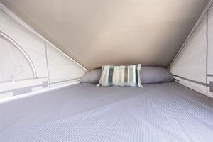 Pop top bed