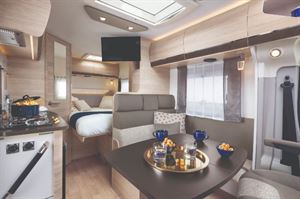 Rapido C56 Motorhome with French Bed Layout