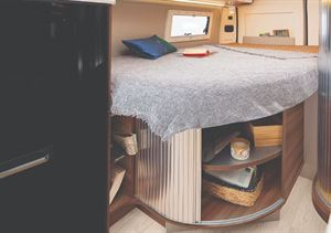 Rapido V62 Motorhome with French Bed Layout