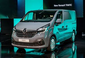 The new Renault Trafic