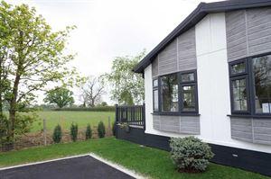 Marston Edge has a lovely aspect, edged by farmland
