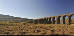 Ribblehead Viaduct - pic credit VisitBritain/Matt Cant