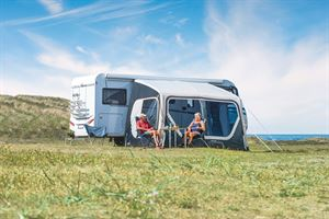 Outwell launches motorhome awnings under its Nordic Shore collection