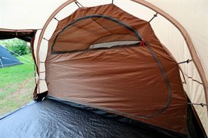 Inside the Robens Double Dwell 600 tent