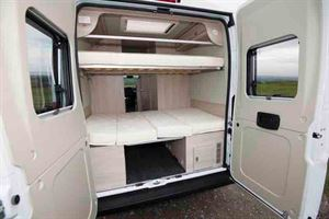The rear beds - © Warners Group Publications 2019