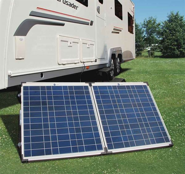A Guide To Solar Power In Your Caravan